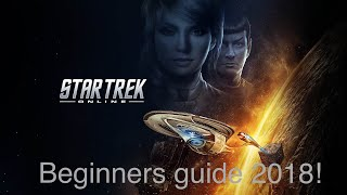 star trek online beginners guide 2018