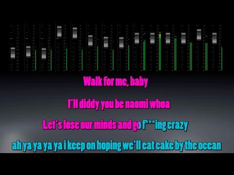 DNCE - Cake By The Ocean (Karaoke/Instrumental)