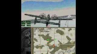 IL-2 Sturmovik: Birds of Prey (Nintendo DS) Gameplay