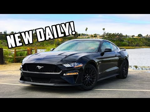 I BOUGHT A MANUAL 2019 MUSTANG GT!