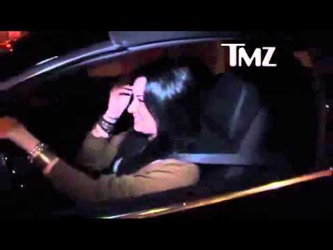 Demi Lovato - in her car !