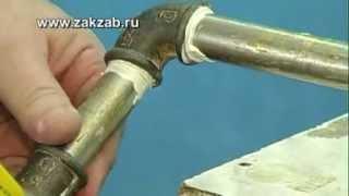 видео Резьбовой герметик