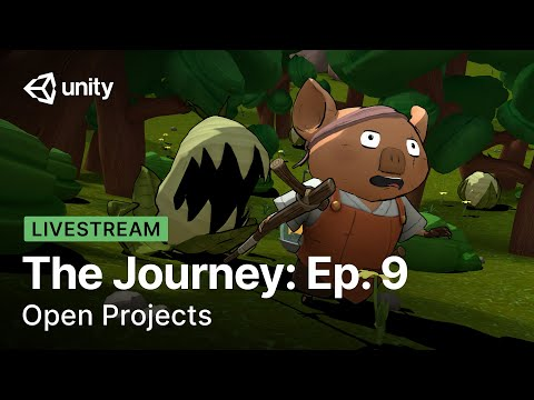 The Journey: Ep.9 | Open Projects