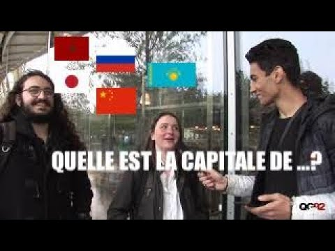 QUELLE EST LA CAPITALE DE ...?
