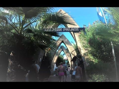 Virtual tour at hotel Delphin Palace (Antalya - Lara, 2017 October)
