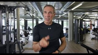 TV commercial: Mike HORN - L'aventure commence au Let's Go Fitness