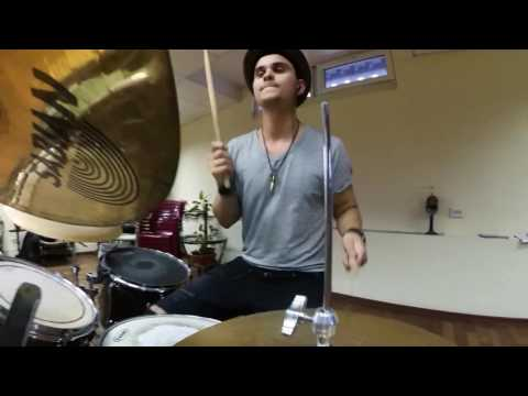 My Chemical Romance–The World Is Ugly( drums cover)