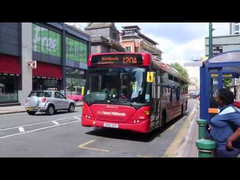 National Express West Midlands Bus Extravaganza 24 July 2018