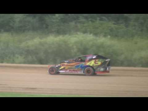 @RushSportMods Dash from Expo Speedway at The Trumbull County Fair