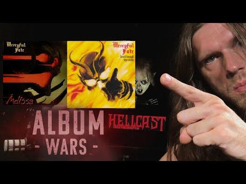 ALBUM WARS: MERCYFUL FATE Melissa vs Don't Break The Oath