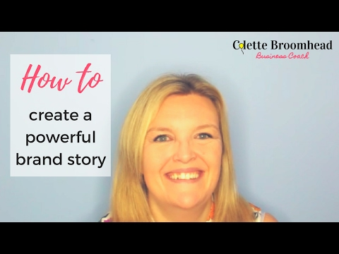 How to Create a Powerful Brand Story