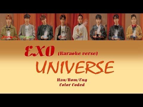 [Karaoke] EXO - Universe (Inst.)