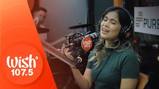 "Moonstar88 performs ""Naantala"" LIVE on Wish 107.5 Bus"