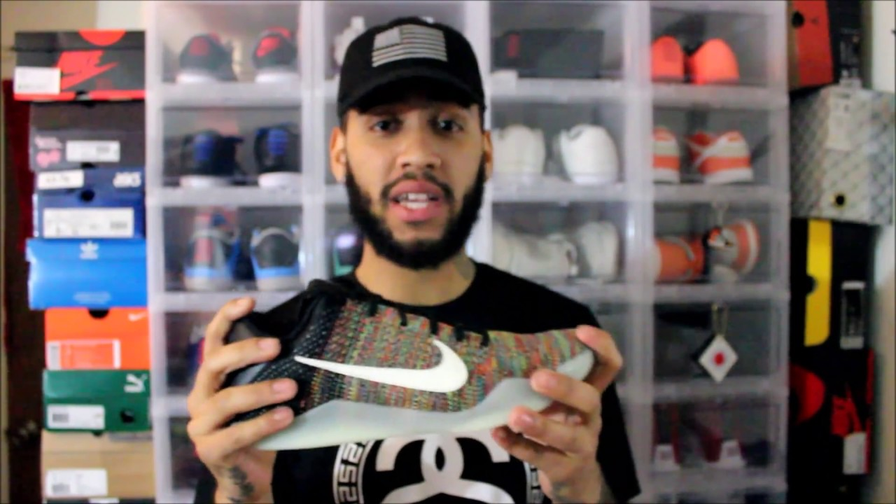 1ae101612bb8 Kobe 11 ID review and on foot - YouTube