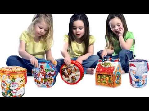 новогодние подарки для детей оптом