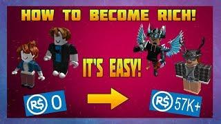 (Einfach) Wie bekomme ich *RICH* in Roblox! | 5 Möglichkeiten, Rich in Roblox zu erreichen!