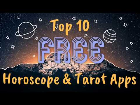 THE BEST ASTROLOGY APPS FOR IPHONE & ANDROID 2019 | FREE