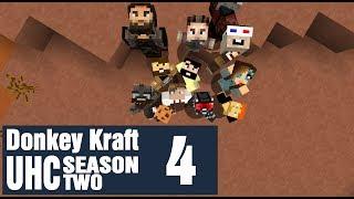 RPM plays Minecraft: Donkey Kraft UHC S2E4