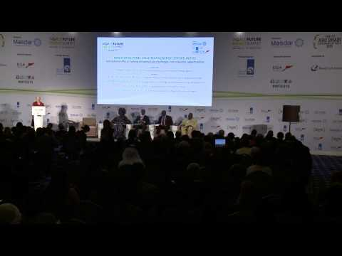 Africa's Energy Opportunities | WFES 2015