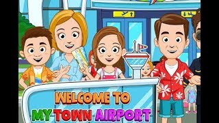 MyTown Airport - best game videos for kids