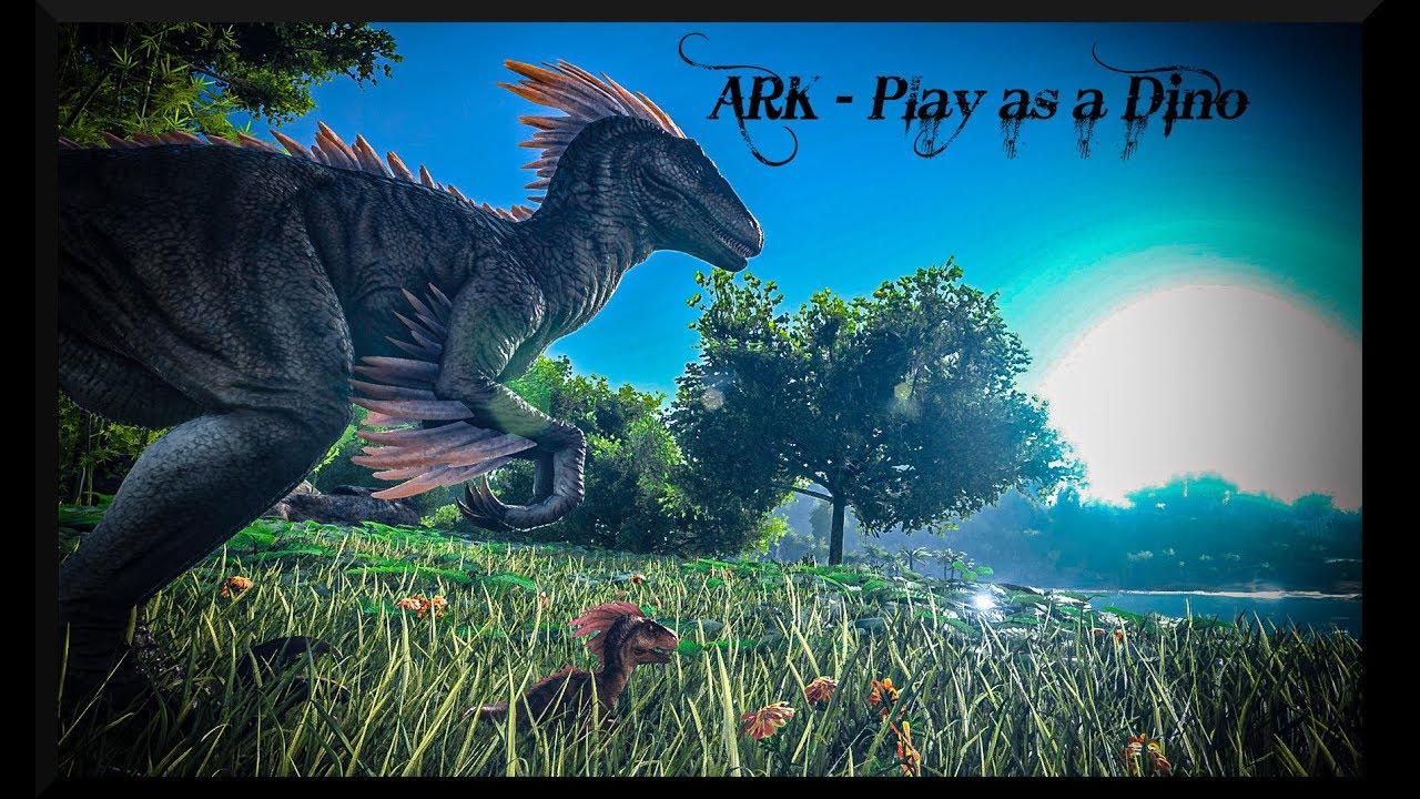 Play as a Dino [#04]
