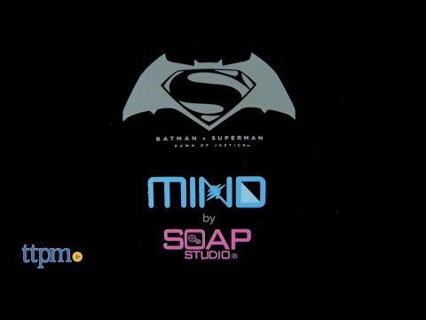Mind: Batman v Superman: Dawn of Justice Cerebral Combat Trainer from Soap Studio