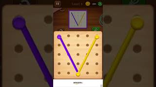 Line Puzzle - Color string art Android Game Play New Born Package Solution