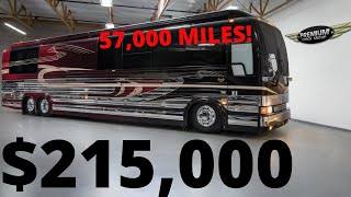 PREVOST MARATHON COACH WITH 57…