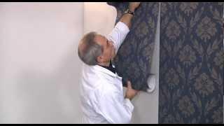 eurowalls - Paste the wall technics for non-woven wallpapers