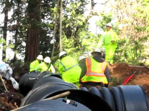 TUD Columbia Ditch System Repair