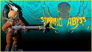 Stirring Abyss Прохождение 2 ПОДВОДНАЯ ОХОТА