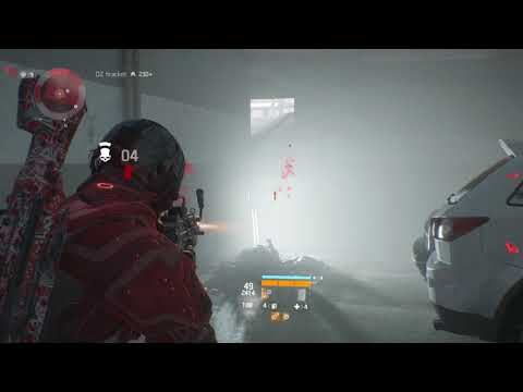 The Division DZ Talking about 1.8 and going Rouge