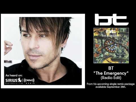 BT - The Emergency (Radio Edit) [Audio]