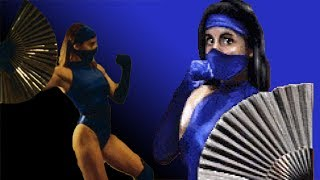 Что стало с актрисой игравшей Китану, Милину и Джэйд в игре Мортал Комбат 2