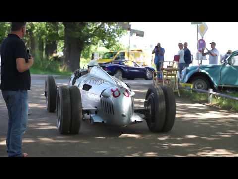 Auto Union Bergrennwagen - Classic Days Schloss Dyck 2017