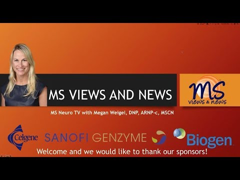 MS NEURO TV : Pain Management in Multiple Sclerosis, with Dr. Weigel