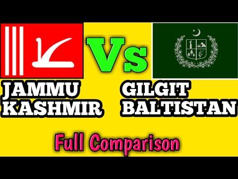 Jammu Kashmir vs Gilgit-Baltistan | Full Comparison | 2019 |
