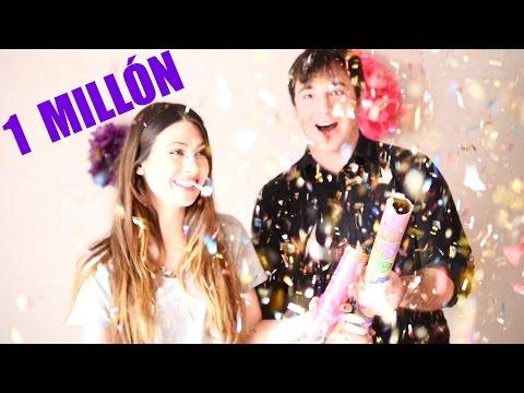 SOMOS 1 MILLÓN! + Vuestros mensajes | GRACIAS! Lizy P