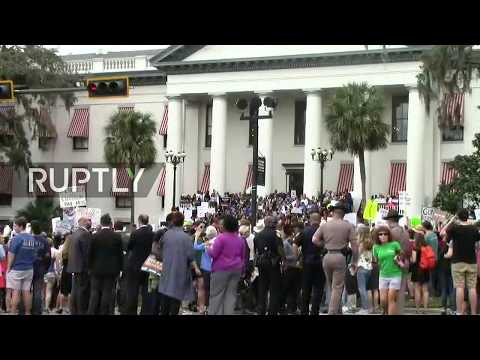 LIVE: Parkland students hold rally for gun control in Tallahassee