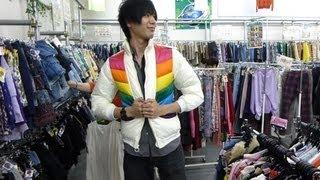 Japanese Thrift Store 【日本の古着屋さん】 日英字幕
