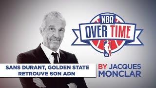 Overtime : Sans Durant, Golden State retrouve son ADN