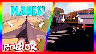 Roblox Jailbreak Planes Are Here!! *SICK*
