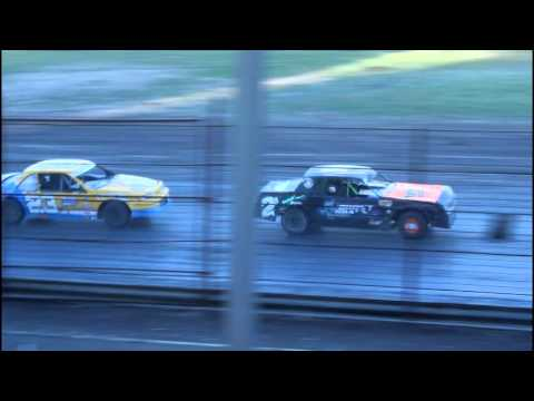Nobles County Speedway Fall Classic Stock Cars