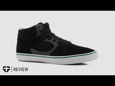 bb827e882de eS Square Three High Skate Shoe Review- Tactics.com - Tactics Boardshop