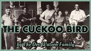 """""""The Cuckoo Bird"""" - Doc Watson"""