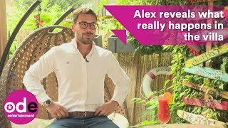 Love Island's Alex Miller reveals what really happens at bedtime in the villa