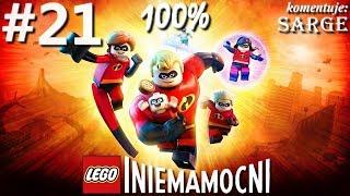 Zagrajmy w LEGO Iniemamocni (100%) odc. 21 - Nabrzeże 100%