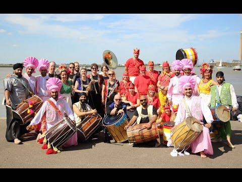 Samba Bhangra Beats