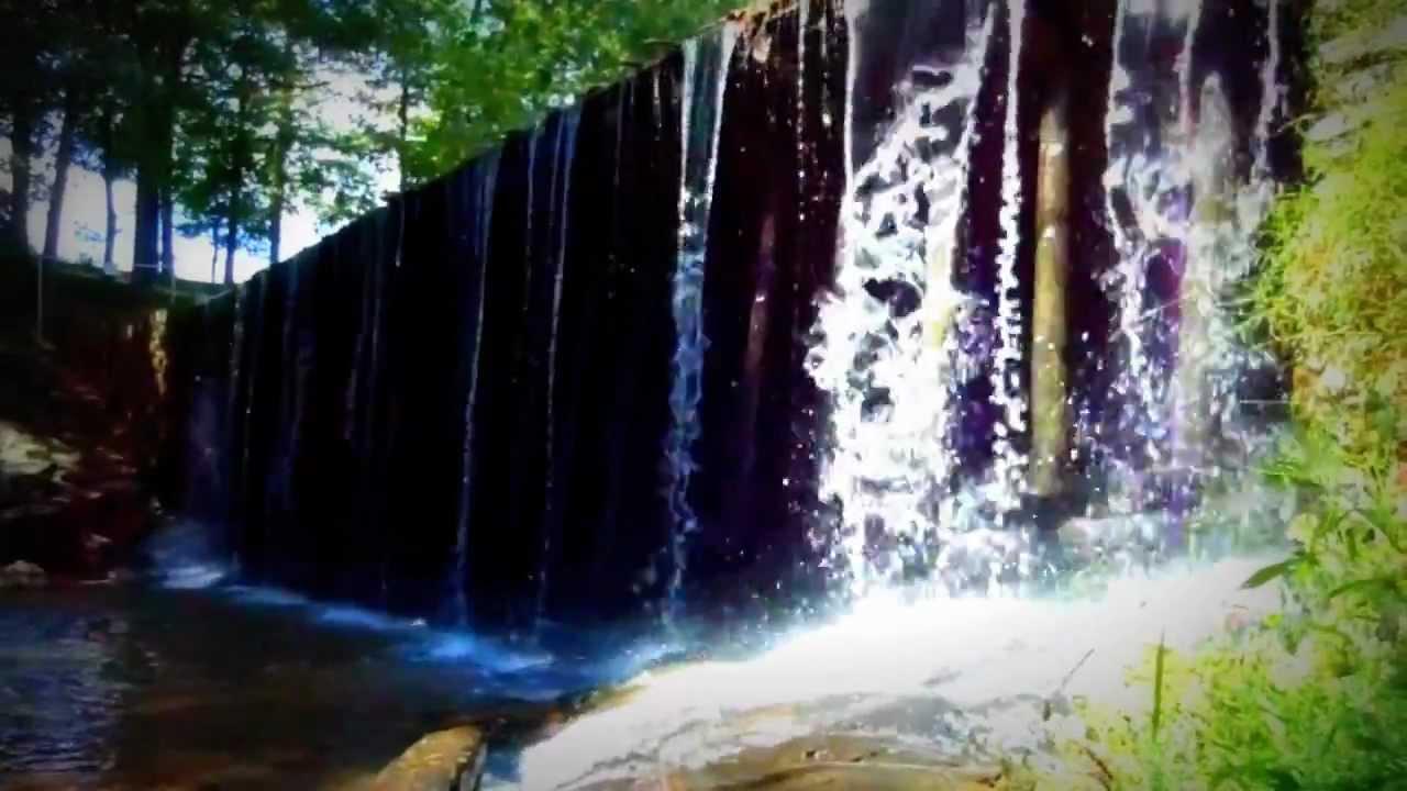 10 02 2011 FBAD Dam At Homeplace Recreational Park Ararat North Carolina USA