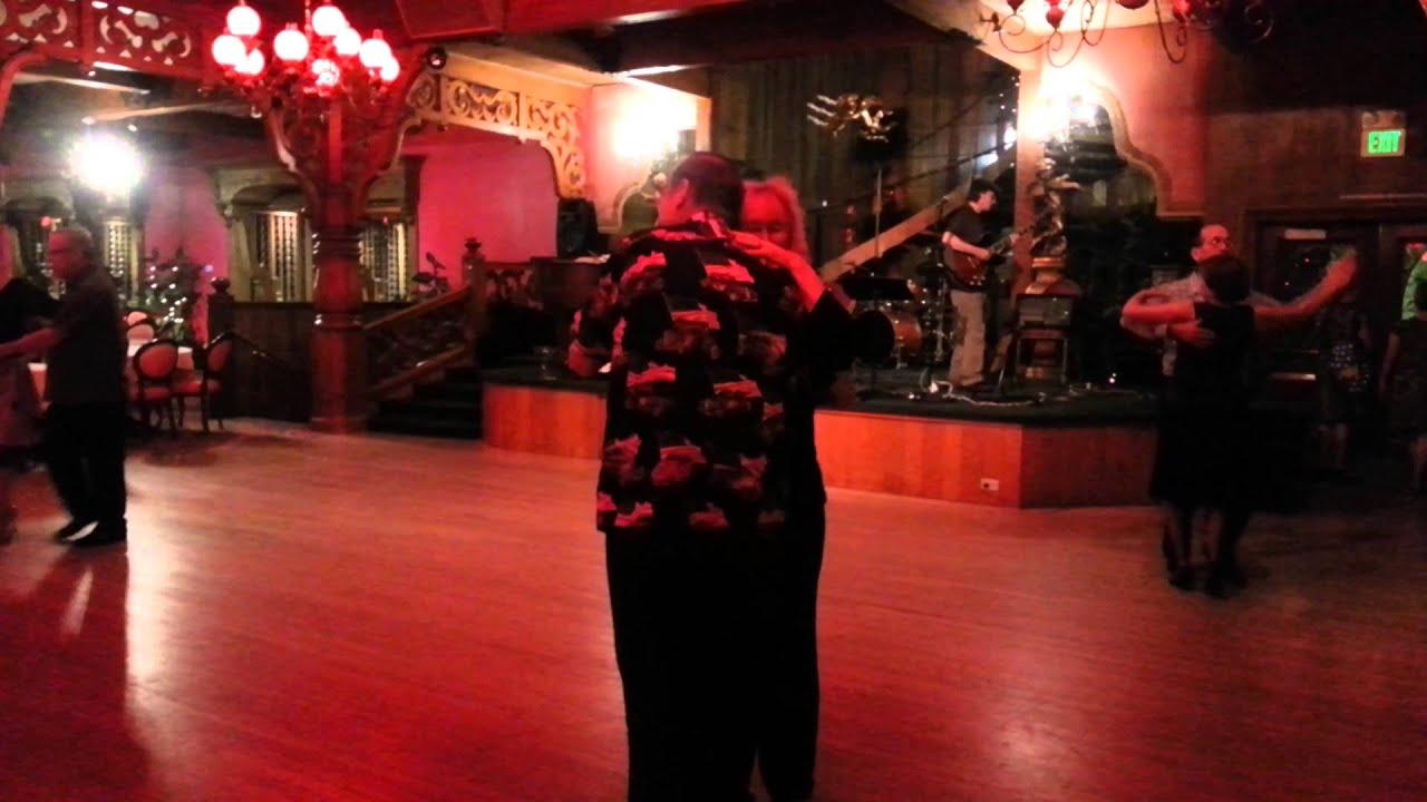 Madonna fashion show san luis obispo - Ralph And Adrienne Larsen Dancing At Madonna Inn